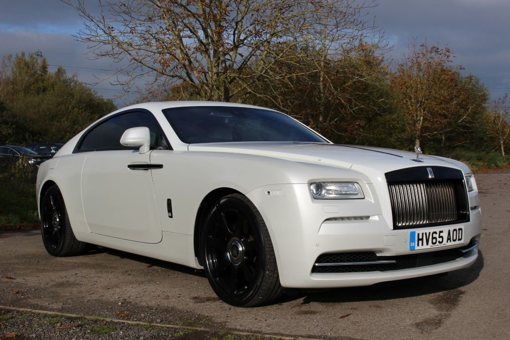 used Rolls-Royce Wraith 6.6 V12 INSPIRED BY FASHION Coupe in Hampshire