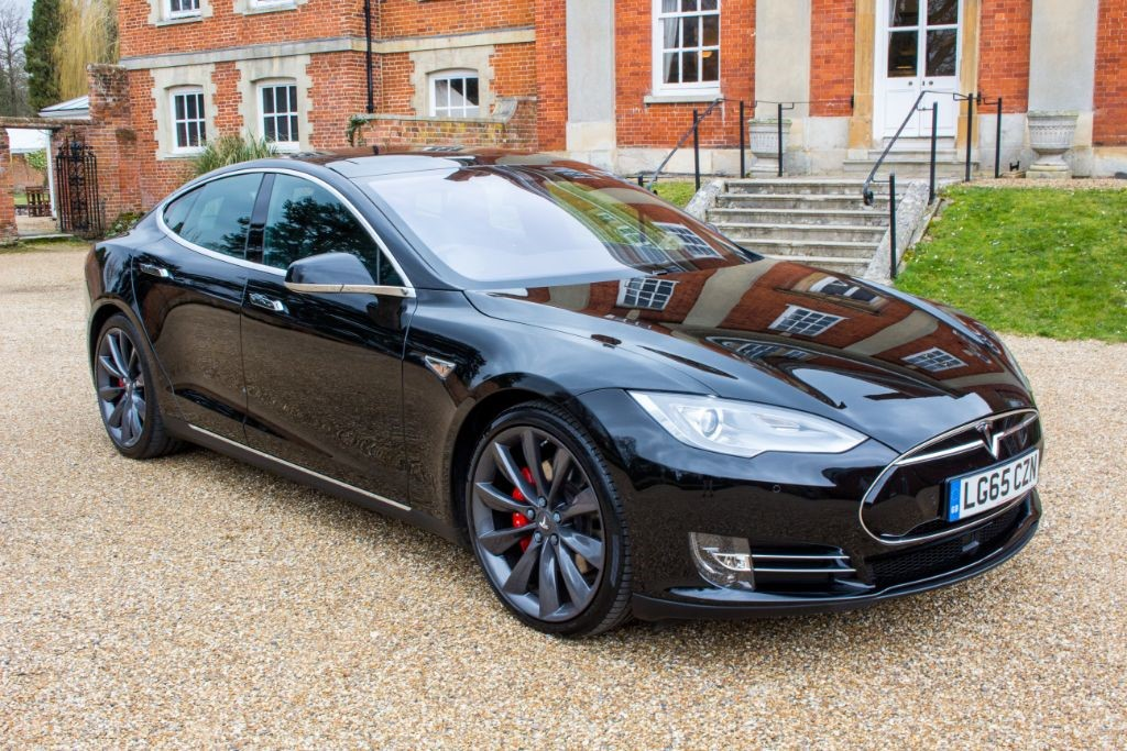 used Tesla Model S P85D (SAT NAV) in Hampshire