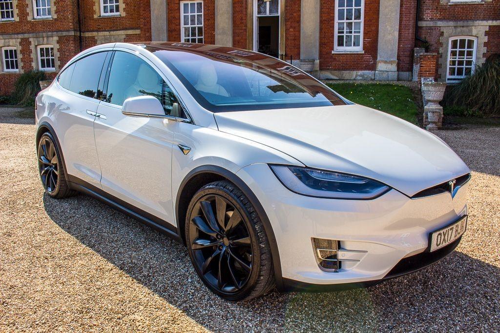 used Tesla Model X 90D (SAT NAV) in Hampshire