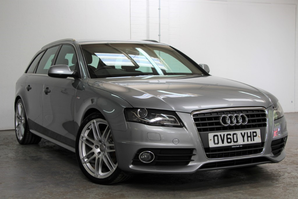 Used Audi A4 Avant Tdi S Line Special Edition 143 Part
