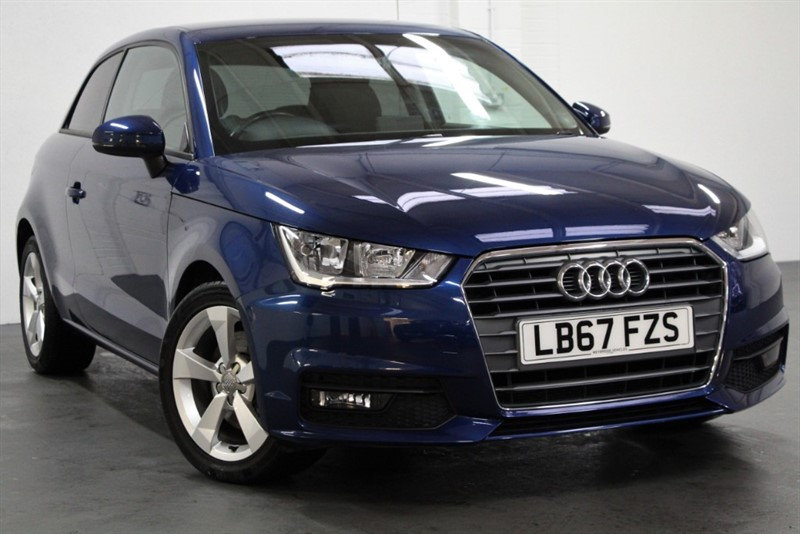 used Audi A1 T FSi Sport [125] (FREE MAINLAND UK DELIVERY !!) in west-byfleet-surrey