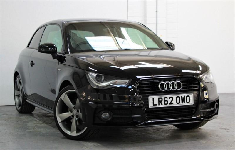 used Audi A1 T FSi Black Edition [185] (GREAT SPEC !! RARER 185 BHP !!) in west-byfleet-surrey