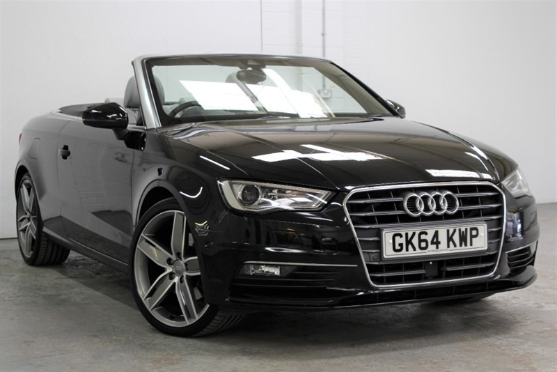 used Audi A3 T FSi Quattro S Line [180] (OVER �11000 OF EXTRAS !!) in west-byfleet-surrey