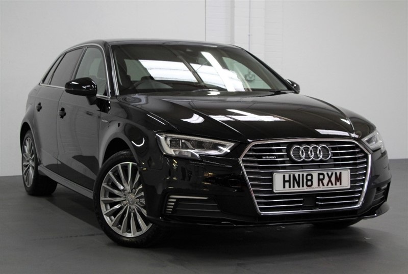 used Audi A3 E-Tron [200] (BIG SPEC !! GREAT VALUE !!) in west-byfleet-surrey