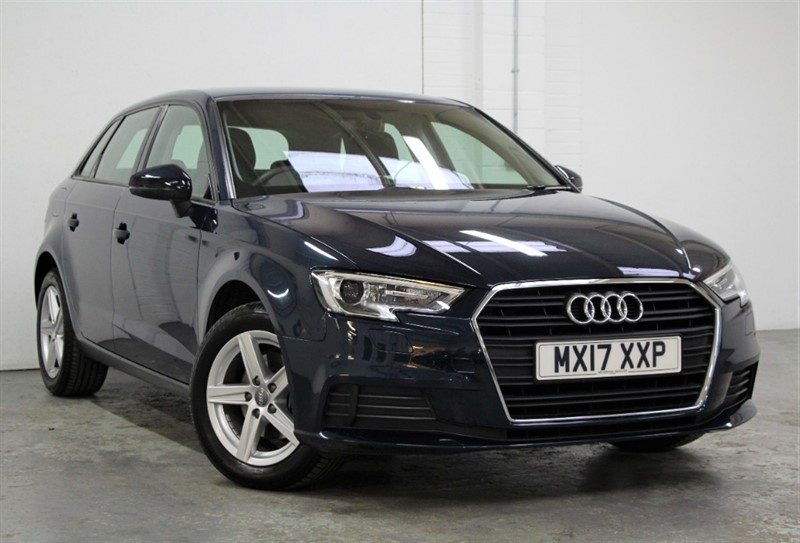 used Audi A3 T FSi SE [115] (1 PRIVATE OWNER !!) in west-byfleet-surrey