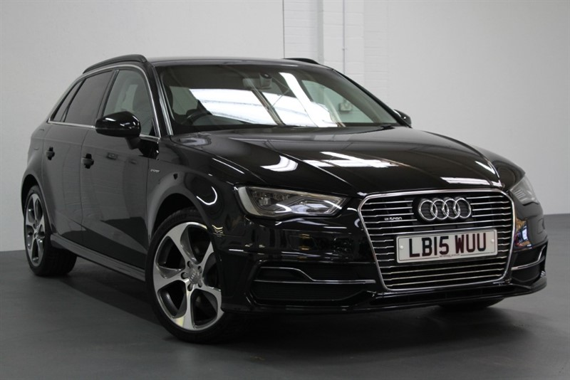 used Audi A3 E-Tron [200] (FULL LEATHER !! BIG SPEC !!) in west-byfleet-surrey