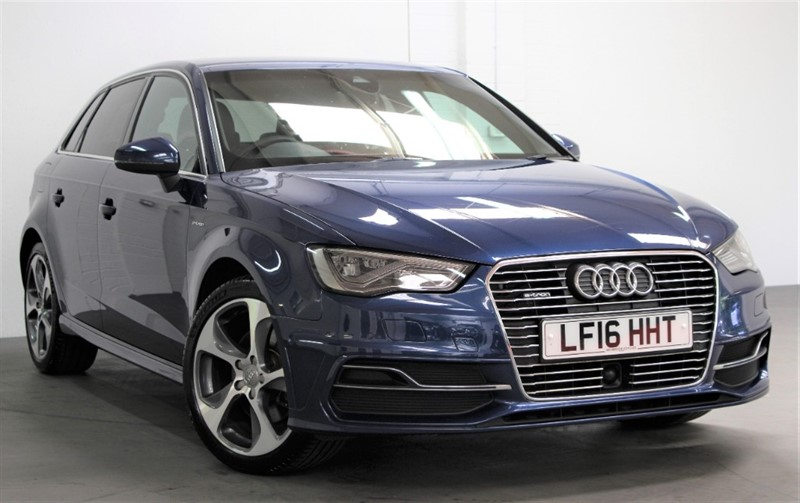 used Audi A3 E-Tron [204] (FREE MAINLAND UK DELIVERY !!) in west-byfleet-surrey