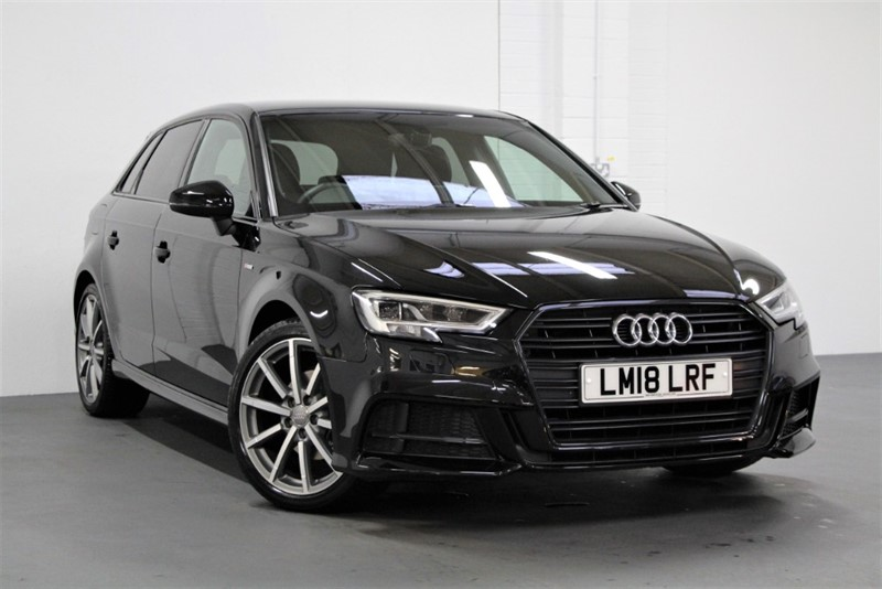 used Audi A3 T FSi Black Edition [150] (STUNNING EXAMPLE !!) in west-byfleet-surrey