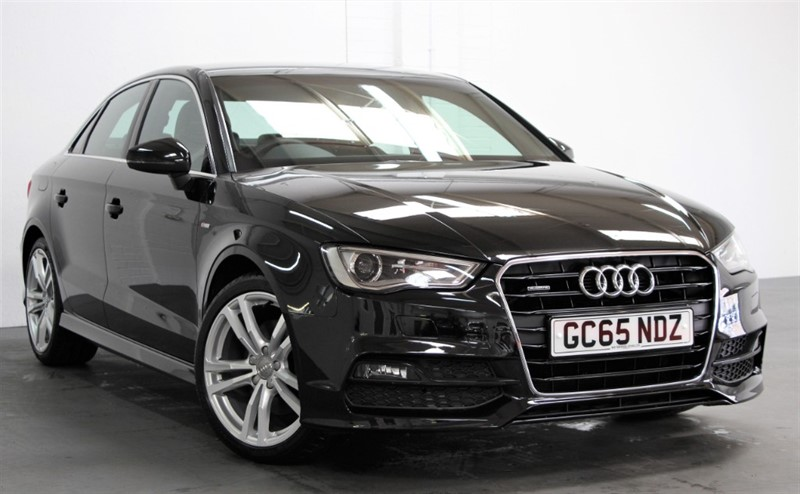 used Audi A3 Tdi Quattro S Line [184] (FREE MAINLAND UK DELIVERY !!) in west-byfleet-surrey