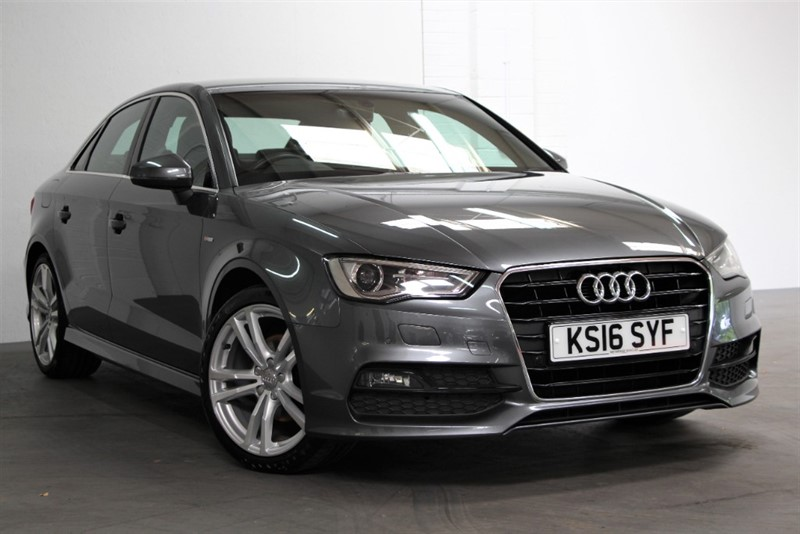 used Audi A3 T FSi S Line (NAV) COD [150] (FREE MAINLAND UK DELIVERY !!) in west-byfleet-surrey