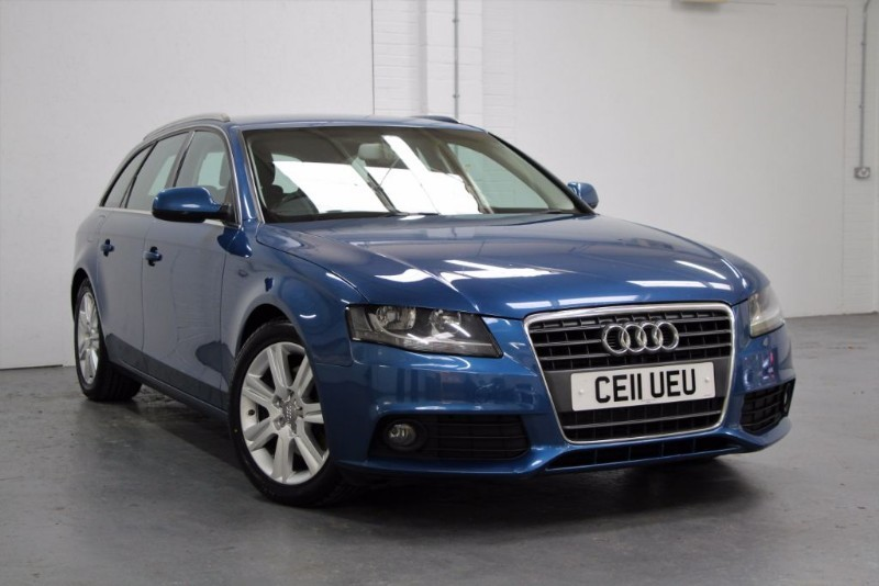 used Audi A4 Avant TDie SE [136] (GREAT VALUE !!) in west-byfleet-surrey