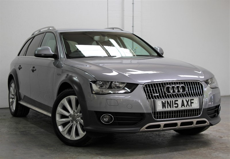 used Audi A4 allroad Tdi Quattro [177] (JUST 21000 MILES !!) in west-byfleet-surrey