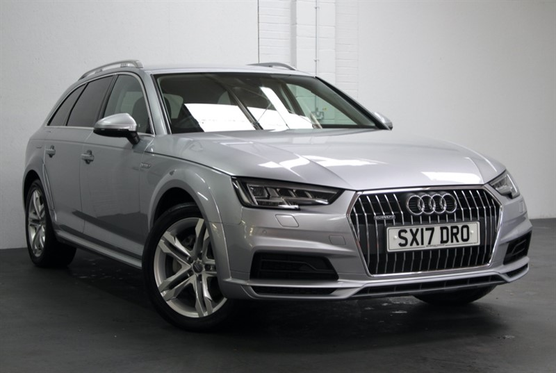 used Audi A4 allroad Tdi Quattro Sport [190] (TECH PACK, MMI SAT NAV+, BIG SPEC !!) in west-byfleet-surrey