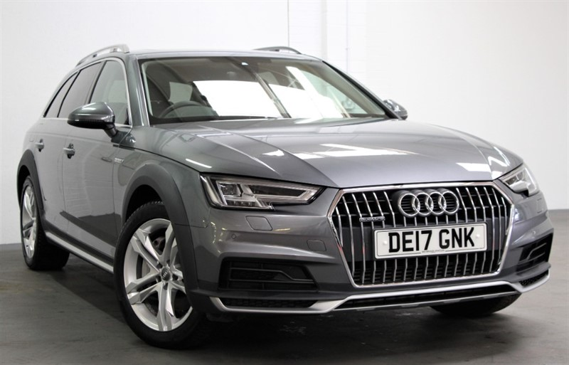 used Audi A4 allroad Tdi Quattro Sport [272] (FREE MAINLAND UK DELIVERY !!) in west-byfleet-surrey