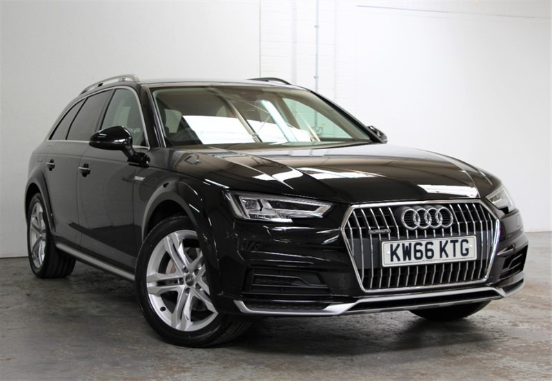 used Audi A4 allroad Tdi Quattro Sport [190] (TECH PACK !! GREAT SPEC !!) in west-byfleet-surrey