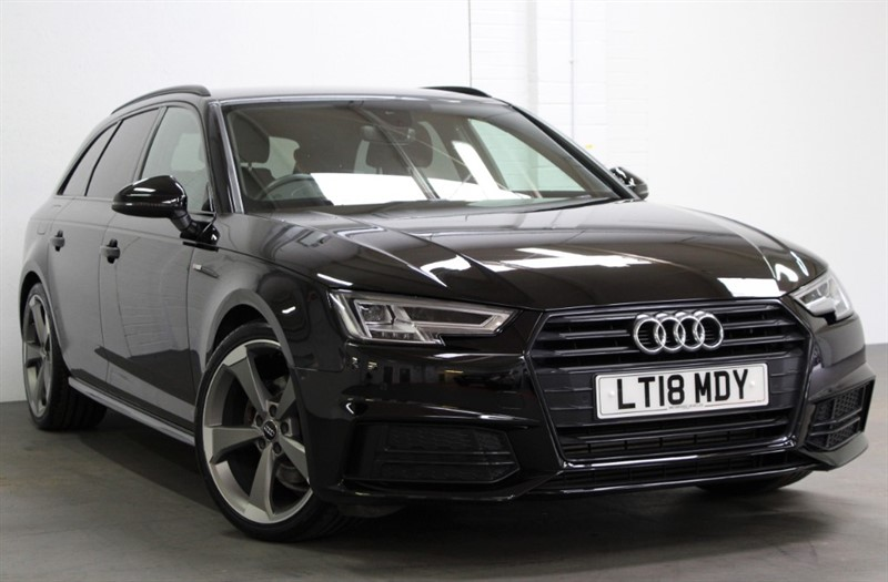 used Audi A4 Avant T FSi Black Edition [190] (FREE MAINLAND UK DELIVERY !!) in west-byfleet-surrey