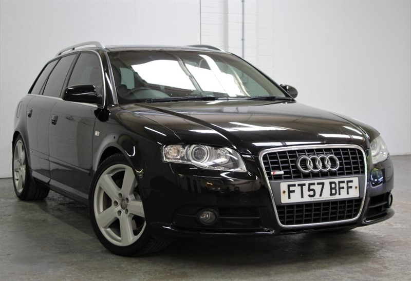 used Audi A4 Avant Tdi S Line [180] (PART EXCHANGE TO CLEAR !!) in west-byfleet-surrey