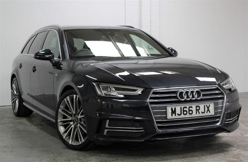 used Audi A4 Avant Tdi S Line Ultra [190] (PAN ROOF !! GREAT SPEC !!) in west-byfleet-surrey
