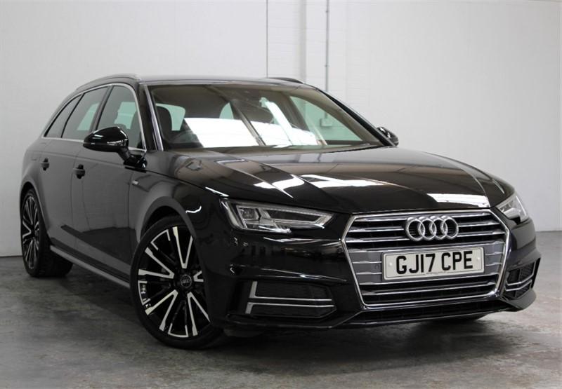 used Audi A4 Avant Tdi S Line Ultra [190] (TECH PACK !! GREAT SPEC !!) in west-byfleet-surrey