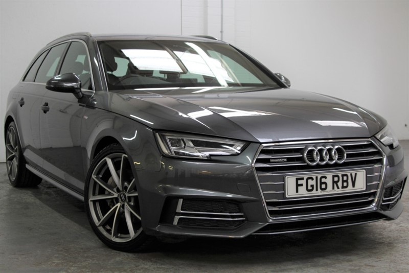 used Audi A4 Avant Tdi Quattro S Line Ultra [190] (MUCH RARER QUATTRO !!) in west-byfleet-surrey