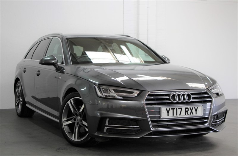 used Audi A4 Avant T FSi S Line [190] (FREE MAINLAND UK DELIVERY !!) in west-byfleet-surrey