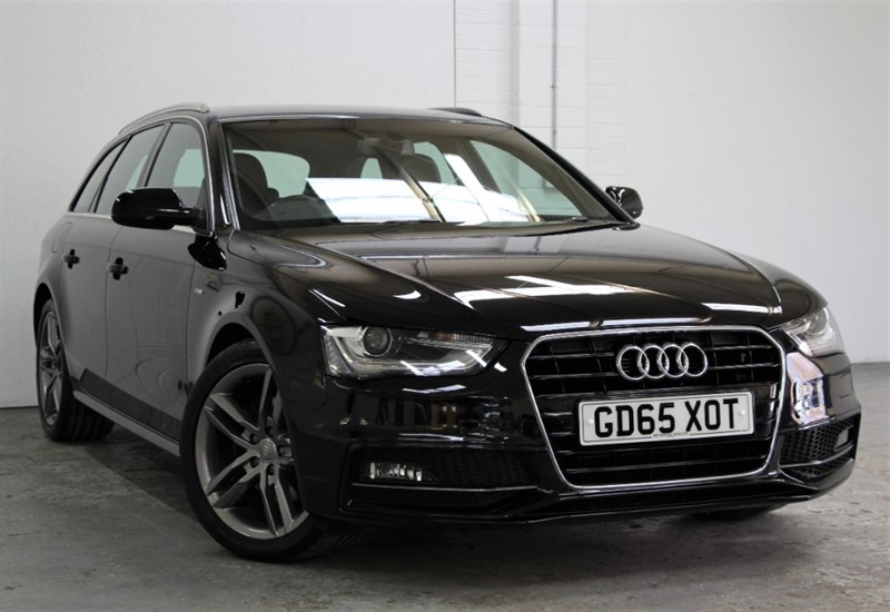 used Audi A4 Avant Tdi S Line [150] (JUST 27000 MILES !!) in west-byfleet-surrey