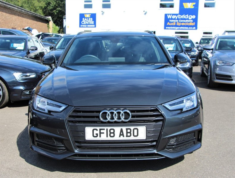 used Audi A4 Avant T FSi Black Edition [190] (TECH PACK !! MMI SAT NAV+ !!) in west-byfleet-surrey