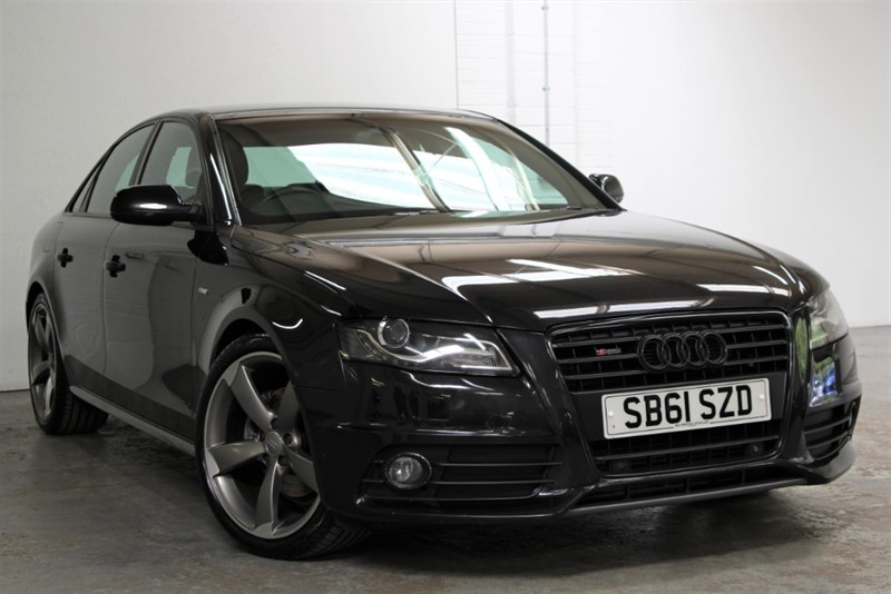 used Audi A4 Tdi S Line Black Edition [177] (PART EXCHANGE TO CLEAR !!) in west-byfleet-surrey