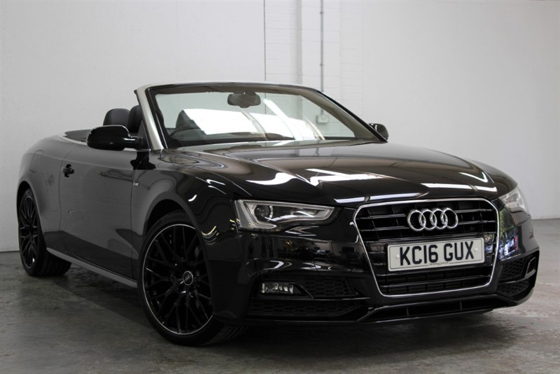 used Audi A5 T FSi S Line Special Edition Plus [225] (VERY RARE !!) in west-byfleet-surrey