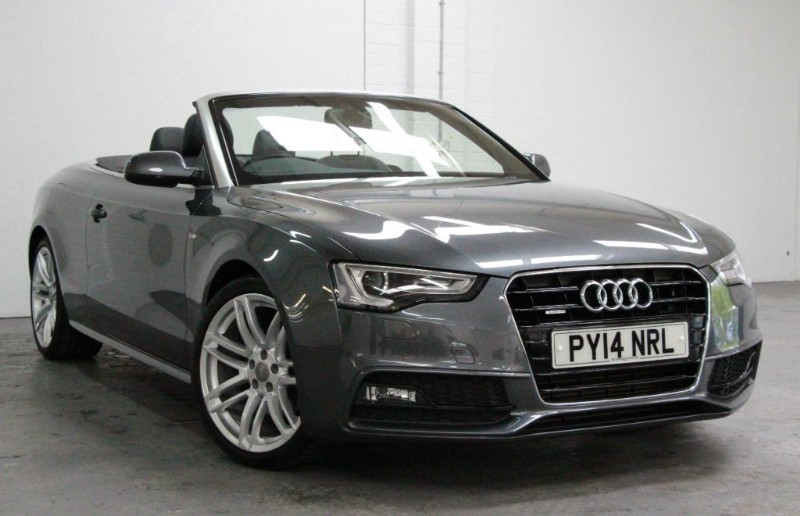 used Audi A5 T FSi Quattro S Line Special Edition [225] (HUGE SPEC !! RARE CAR !!) in west-byfleet-surrey