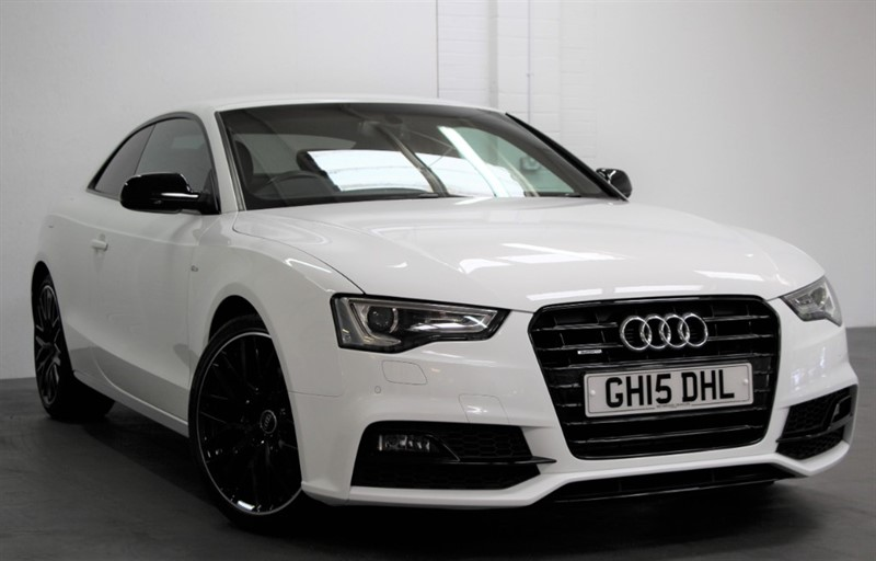 used Audi A5 T FSi Quattro Black Edition Plus [225] (FREE MAINLAND UK DELIVERY !!) in west-byfleet-surrey