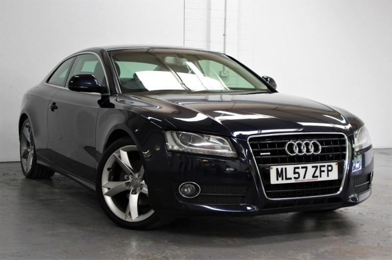 used Audi A5 Tdi Quattro Sport [245] (PART EXCHANGE TO CLEAR !!) in west-byfleet-surrey