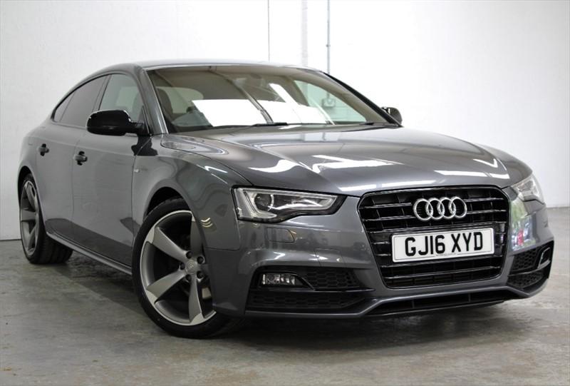 used Audi A5 T FSi Black Edition Plus [177] (BIG SPEC !! RARER PETROL !!) in west-byfleet-surrey