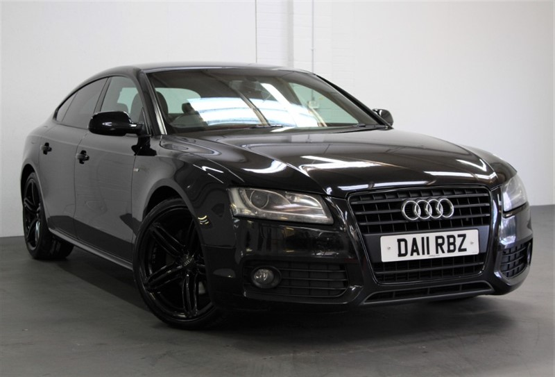 used Audi A5 T FSi S Line [211] (PART EXCHANGE TO CLEAR !!) in west-byfleet-surrey