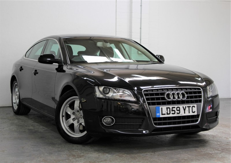 used Audi A5 Tdi [170] (PART EXCHANGE TO CLEAR !!) in west-byfleet-surrey