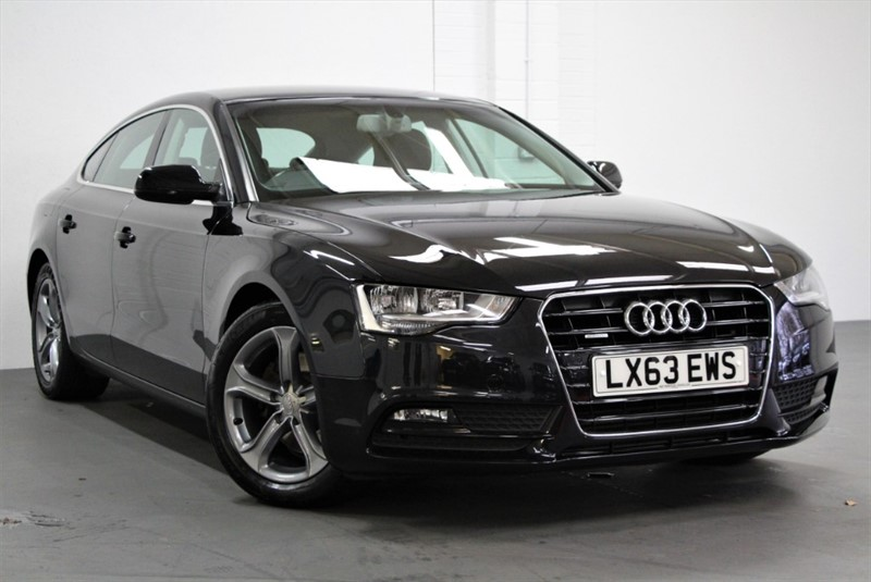 used Audi A5 Tdi Quattro SE Technik [177] (GREAT SPEC !! LOVELY CAR !!) in west-byfleet-surrey