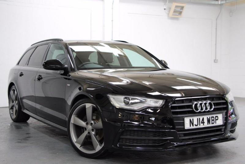 used Audi A6 Avant Tdi S Line Black Edition [177] (BEAUTIFUL CAR !!) in west-byfleet-surrey