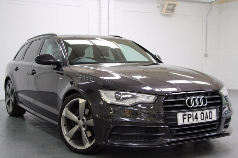 used Audi A6 Avant Tdi Ultra S Line Black Edition [190] (BEST YOU WILL SEE !!) in west-byfleet-surrey