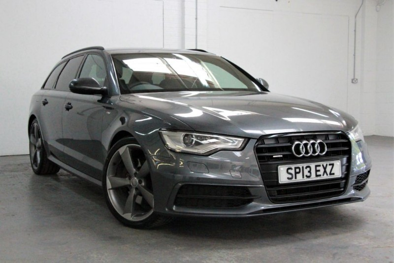 used Audi A6 Avant Tdi Quattro Black Edition [245] (TECH PACK !! GREAT SPEC !!)  in west-byfleet-surrey