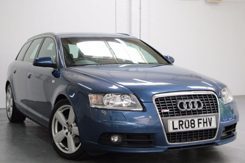 used Audi A6 Avant Tdi S Line [140] (EXCELLENT EXAMPLE !!) in west-byfleet-surrey