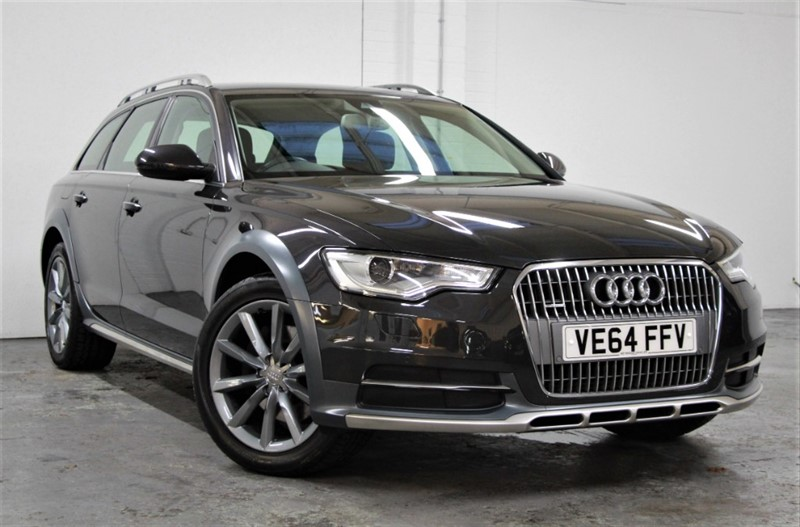 used Audi A6 allroad Tdi Quattro [245] (GREAT SPEC !! STUNNING CAR !!) in west-byfleet-surrey