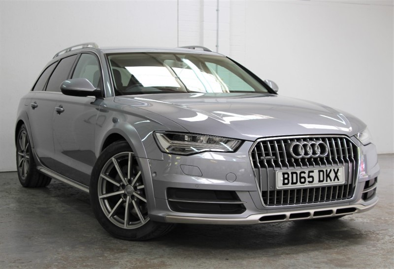 used Audi A6 allroad Tdi Quattro Sport [272] (TECH PACK !! MMI SAT NAV+ !!) in west-byfleet-surrey