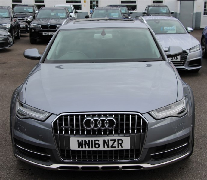 used Audi A6 allroad BiTDi Quattro Sport [320] (FREE MAINLAND UK DELIVERY !!) in west-byfleet-surrey