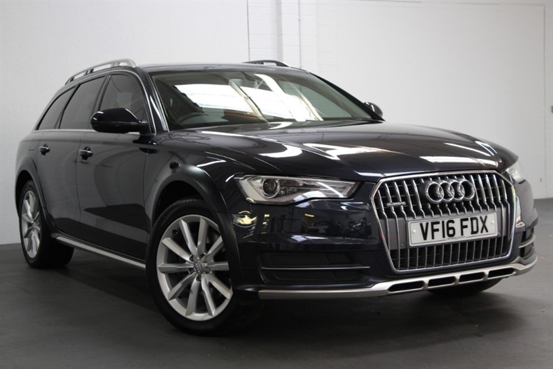 used Audi A6 allroad Tdi Quattro [272] (PAN ROOF, GREAT SPEC !!) in west-byfleet-surrey