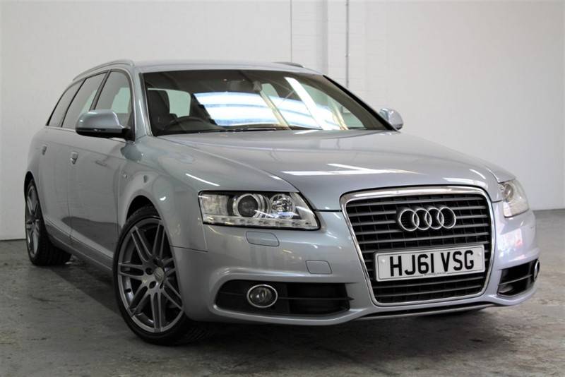 used Audi A6 Avant Tdi S Line Special Edition [170] (HDD SAT NAV+ !! GREAT SPEC !!) in west-byfleet-surrey