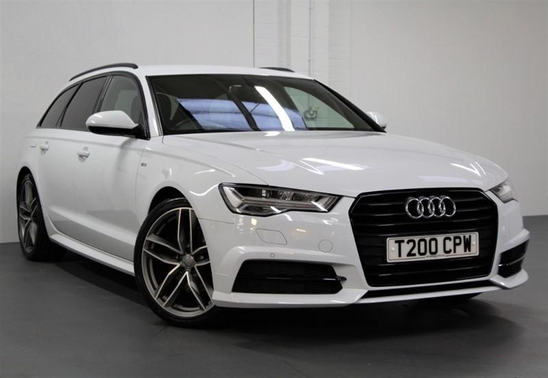 used Audi A6 Avant Tdi Ultra Black Edition [190] (TECH PACK !! MMI SAT NAV+ !!) in west-byfleet-surrey