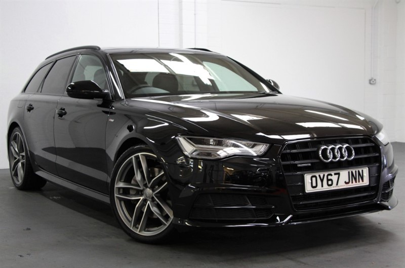 used Audi A6 Avant Tdi Quattro Black Edition [272] (FREE MAINLAND UK DELIVERY !!) in west-byfleet-surrey