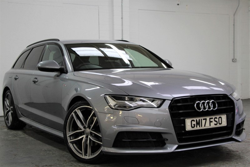 used Audi A6 Avant Tdi Ultra Black Edition [190] (TECH PACK !! HUGE SPEC !!) in west-byfleet-surrey