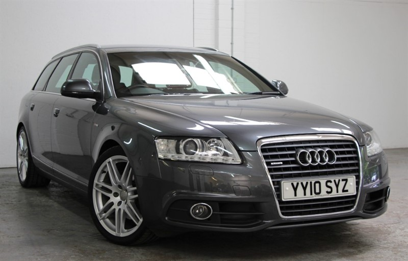 used Audi A6 Avant Tdi Quattro S Line Special Edition [190] (PART EXCHANGE TO CLEAR !!) in west-byfleet-surrey