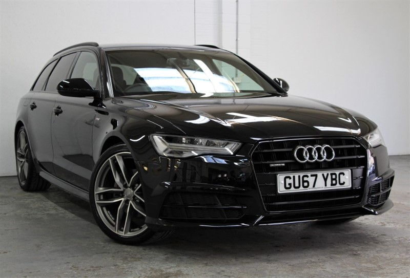 used Audi A6 Avant Tdi Quattro Black Edition [190] (BEST YOU WILL SEE !!) in west-byfleet-surrey